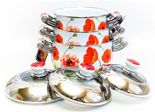 Набор посуды Krauff 26-224-003