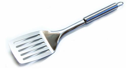 Лопатка металлическая с отверстиями Blizard 17