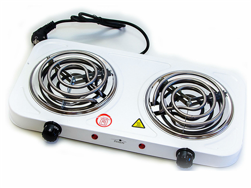 Электроплита двухконфорочная  Stenson ME-0013