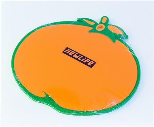 "Доска разделочная пластик ""Апельсин"" Stenson R17292"
