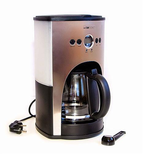 Автоматическая кофеварка Clatronic КА 3302