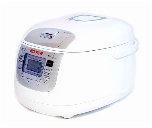 Мультиварка Magic cooker Hilton LC 3908 Silver