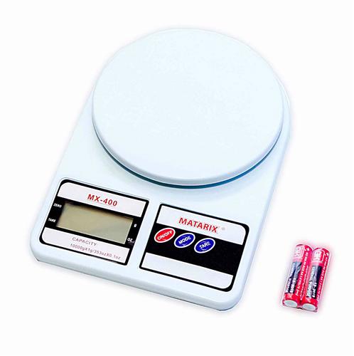Весы кухонные MATARIX MX-400