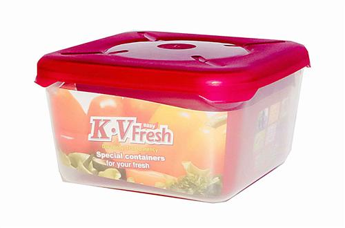 Набор пластиковых судочков K-VFresh 9679