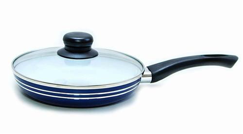 Сковорода с крышкой Stenson МН-0618