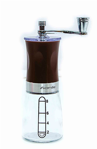 Кофемолка ручная Kamille KM7026