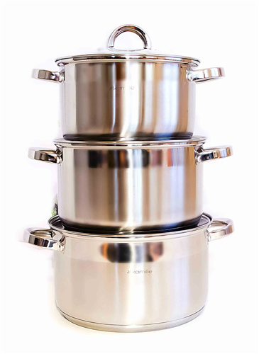 Набор посуды Kamille KM 5630S