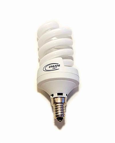 Лампа энергосберегающая 15Вт Е14 CREATE ljght 4200К