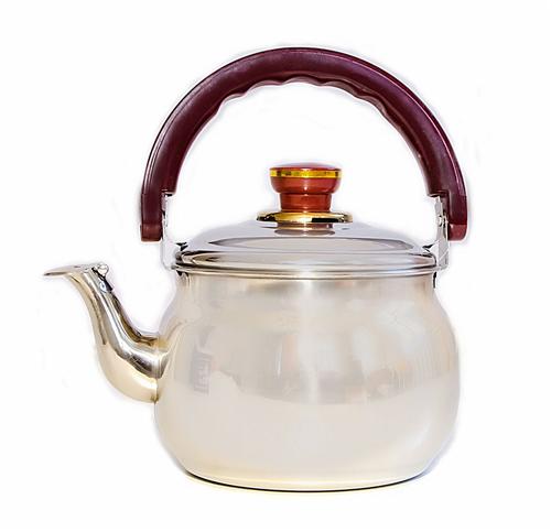 Чайник со свистком Корона ККЕ-001АР