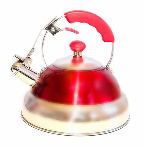 Чайник со свистком Корона ККЕ-001А