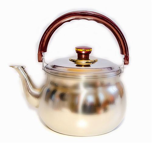 Чайник со свистком QB/T1622/7-92