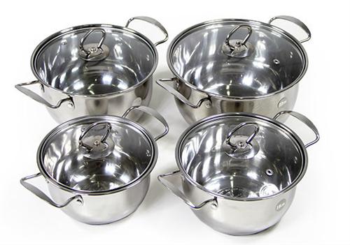 Набор посуды А-Плюс СS 2062