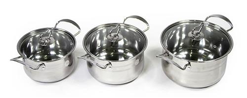 Набор посуды А-Плюс СS 2063
