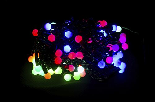 """Гирлянда светодиодная 100 LED """"Шарик маленький"""""""