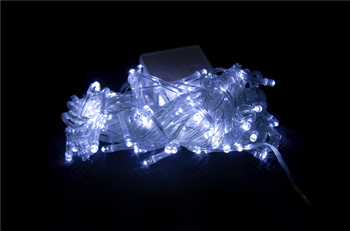 Гирлянда светодиодная 100 LED белая