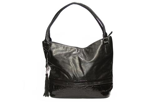 Женская сумка 925 Черная