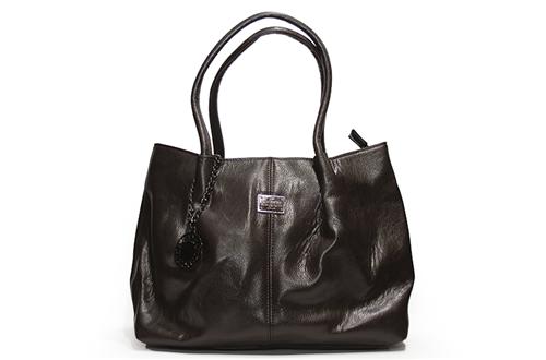 Женская сумка 68946 Коричневая