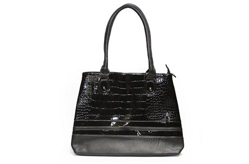 Женская сумка 6172 Черная