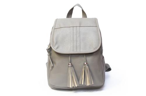 Рюкзак женский 0-41-10 Серый