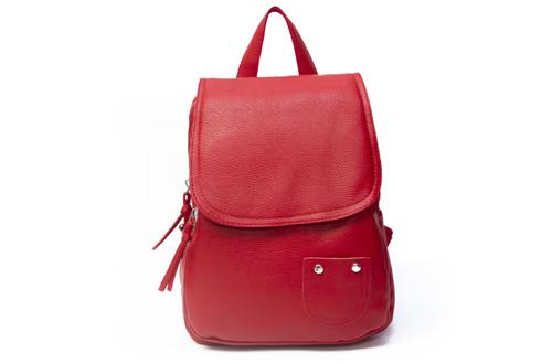 Рюкзак женский 0-13 Красный