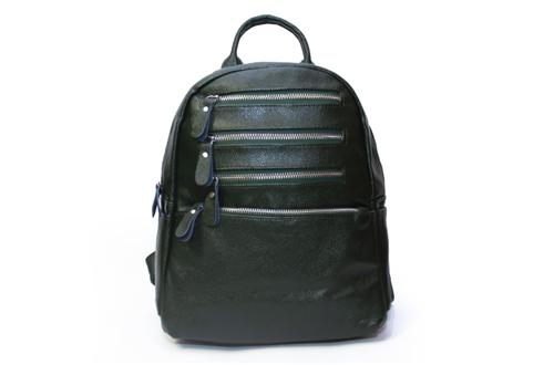 Рюкзак женский 2044-30 Зеленый