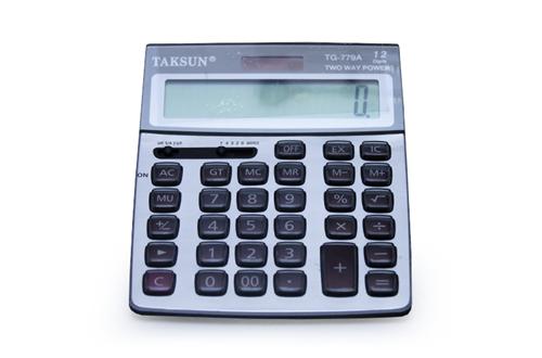 Калькулятор TAKSUN TG-779A
