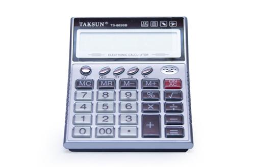 Калькулятор TAKSUN TS-8826B