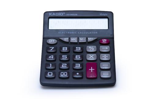 Калькулятор KADIO KD-3852B