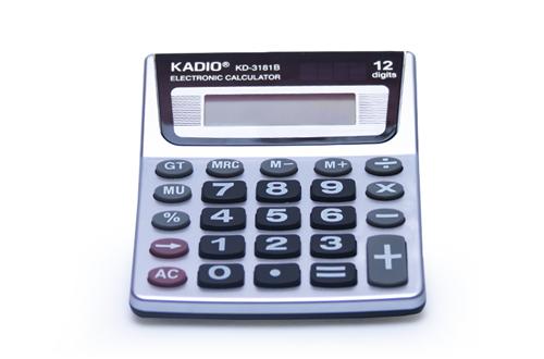 Калькулятор KADIO KD-3181B