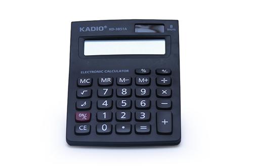 Калькулятор KADIO KD-3851А