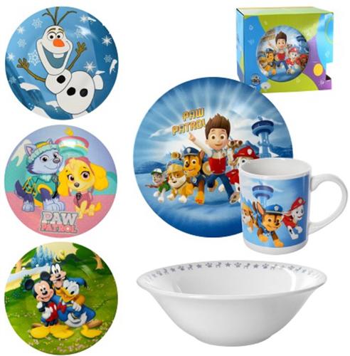 Посуда детская МС-2270