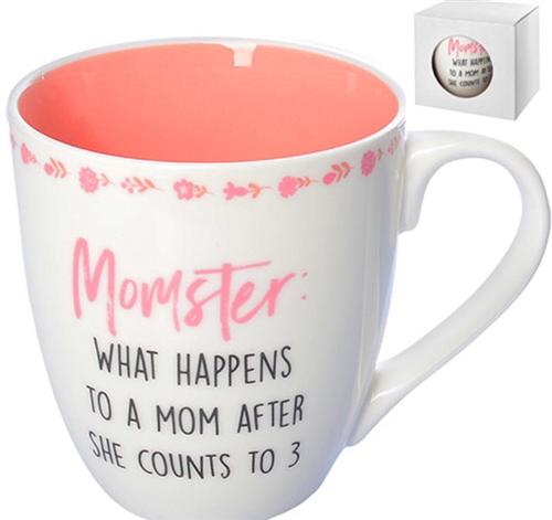 "Чашка ""Momster"" Besser 10255 550мл."