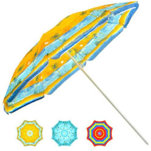 Зонт пляжный с наклоном Stenson МН-0036