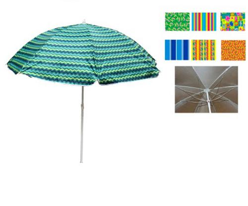 Зонт пляжный ромашка антиветер Stenson МН-2687