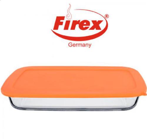 """Форма для запекания с крышкой """"Firex"""" 2,2л. 236715"""