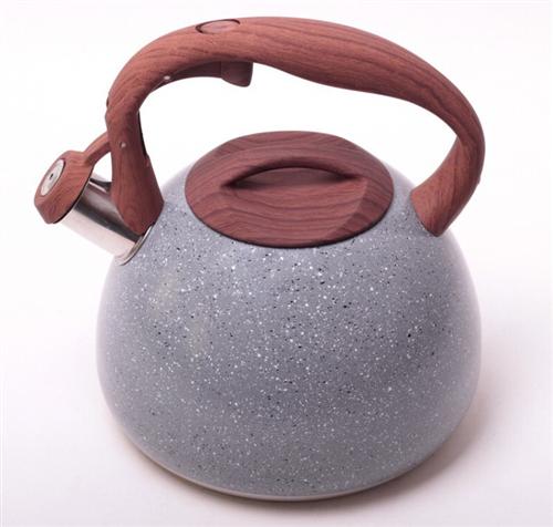 Чайник со свистком Kamille KM0699