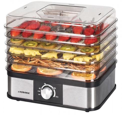 Сушилка для овощей и фруктов Aurora AU3372
